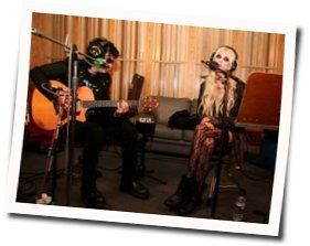 The Pretty Reckless tabs for Island acoustic
