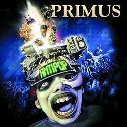 Primus bass tabs for Eclectic electric