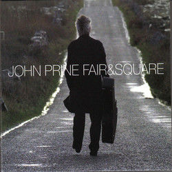 John Prine chords for Crazy as a loon
