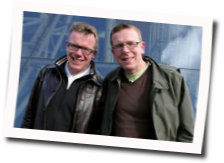 proclaimers im on my way tabs and chods