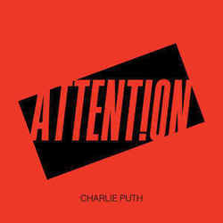 Charlie Puth guitar tabs for Attention