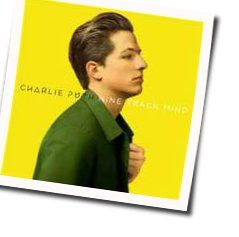Charlie Puth chords for Losing my mind