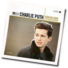 Charlie Puth chords for Marvin gaye