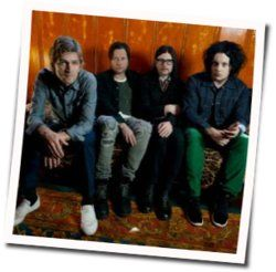 The Raconteurs tabs and guitar chords