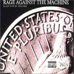 Rage Against The Machine guitar tabs for Sleep now in the fire