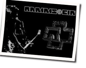 Rammstein guitar chords for Los (Ver.  2)