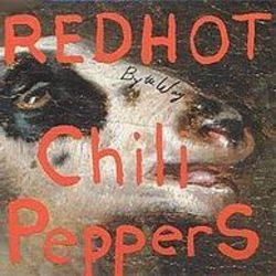 Red Hot Chili Peppers chords for A teenager in love