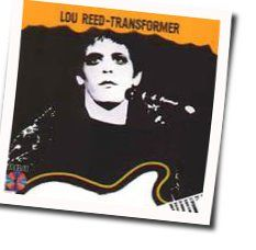 Lou Reed tabs for Lady day