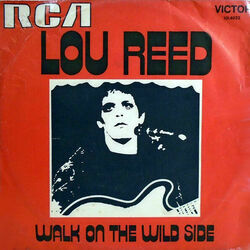 Lou Reed bass tabs for Walk on the wild side