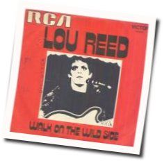 Lou Reed Walk On The Wild Side Ver 2 Guitar Chords Guitar