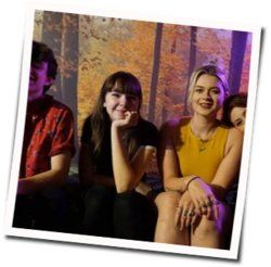 The Regrettes tabs for Lacy loo
