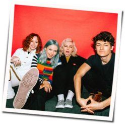 The Regrettes chords for Stop and go