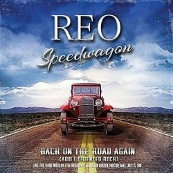 Reo Speedwagon tabs for Back on the road again