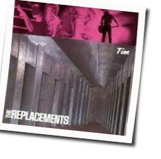 The Replacements tabs for Kiss me on the bus