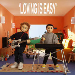 Rex Orange County bass tabs for Loving is easy
