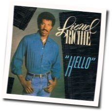 Lionel Richie bass tabs for Hello