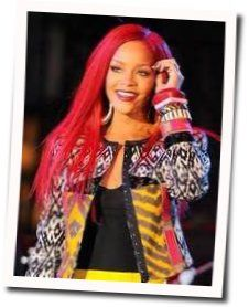 Rihanna tabs for Suicide