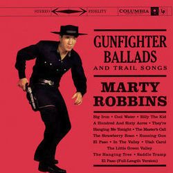 Marty Robbins bass tabs for Cool water