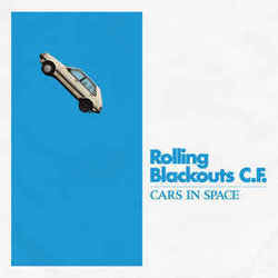 Rolling Blackouts Coastal Fever guitar chords for Cars in space