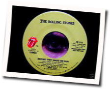 The Rolling Stones tabs for Before they make me run
