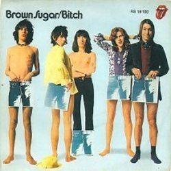 The Rolling Stones tabs for Brown sugar