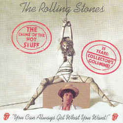 The Rolling Stones chords for Hot stuff