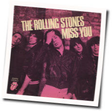 The Rolling Stones tabs for Miss you