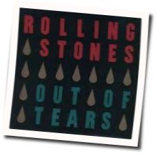 The Rolling Stones chords for Out of tears
