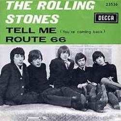 The Rolling Stones tabs for Route 66