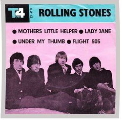The Rolling Stones chords for Under my thumb (Ver. 2)