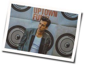 Mark Ronson chords for Uptown funk
