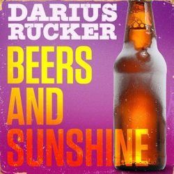 Darius Rucker guitar chords for Beers and sunshine