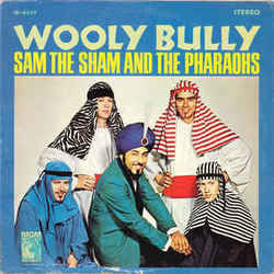Sam The Sham bass tabs for Wooly bully
