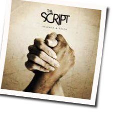 The Script bass tabs for Nothing