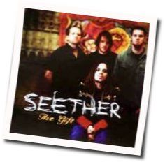 Seether chords for Gift