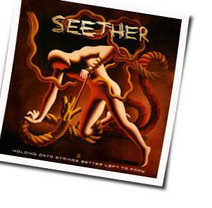 Seether tabs for Master of disaster