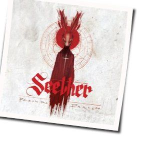 Seether tabs for Nothing left