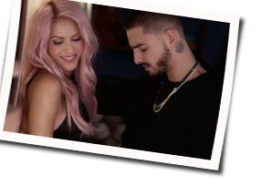 Shakira chords for Trap (Ver. 2)