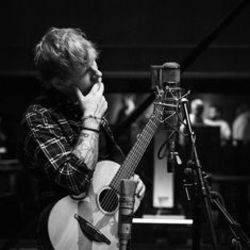 Ed Sheeran guitar chords for Cant help falling in love