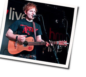 Ed Sheeran guitar chords for Castle on the hill (Ver. 3)