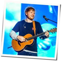Ed Sheeran guitar chords for Photograph acoustic