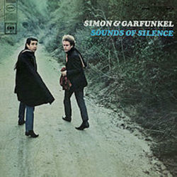 Simon & Garfunkel guitar chords for Sound of silence