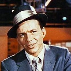 Frank Sinatra guitar chords for Blame it on my youth