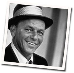 Frank Sinatra guitar chords for September of my years