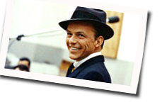 Frank Sinatra chords for Somethings gotta give