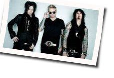 Sixx:a.m. tabs for We will not go quietly
