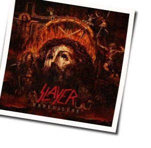Slayer guitar chords for Repentless