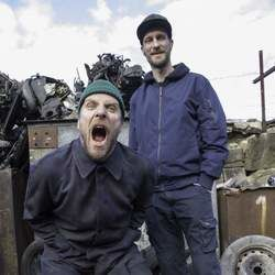 Sleaford Mods bass tabs for Tarantula deadly cargo