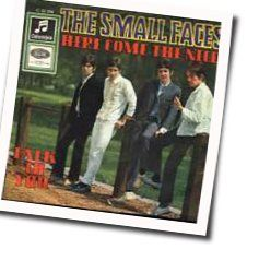 Small Faces guitar chords for Here come the nice