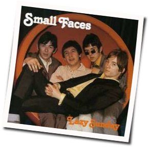 Small Faces bass tabs for Lazy sunday